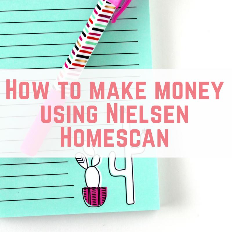How to make money using Nielsen Homescan