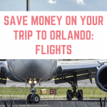 Save money on your trip to Orlando – flights