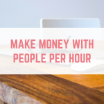Make money with People Per Hour
