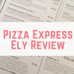Pizza Express Ely Review