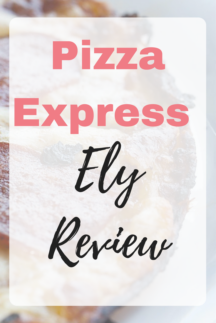 Pizze Express Ely Review