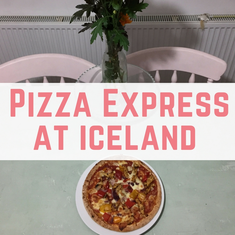 Pizza Express at Iceland