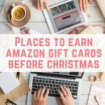 10 places to earn Amazon gift cards before Christmas
