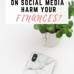 Can oversharing on social media harm your finances?