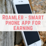 Roamler – smart phone app for earning