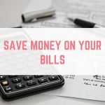 Save money on your bills