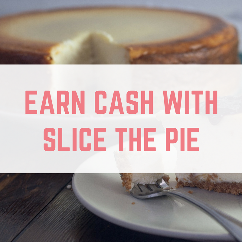 Slice The Pie