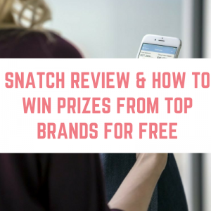 Snatch review & how to win top prizes