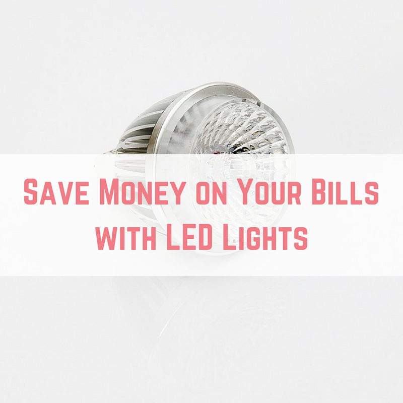 Save Money on Your Bills with LED Lights-2