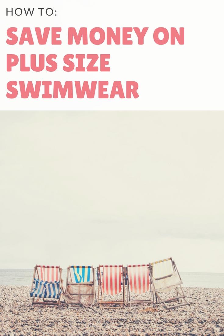 Save money on plus size swimwear uk