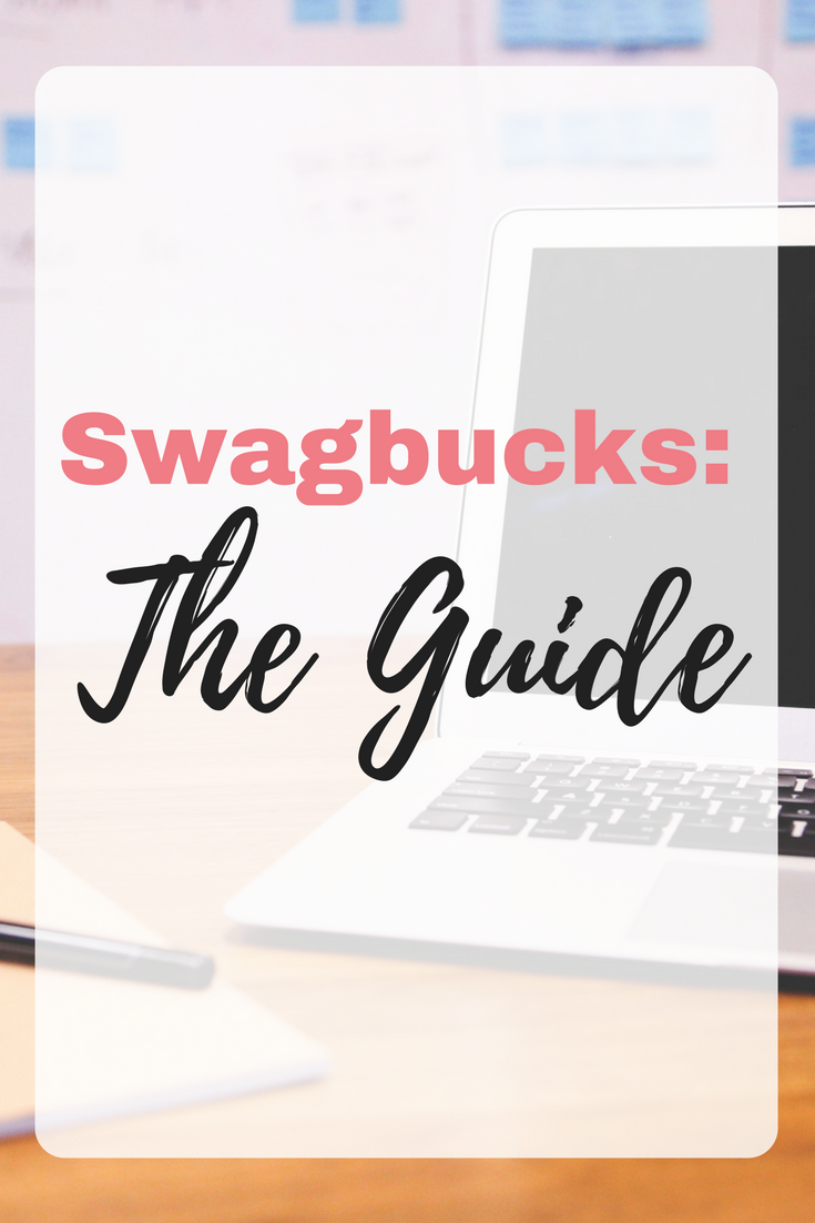 Swagbucks: The Guide by Emma at EmmaDrew.info. #MakeMoney #MakeMoneyAtHome
