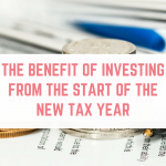 The benefit of investing from the start of a new tax year