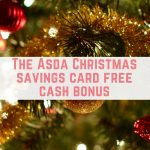 Asda Christmas Savings Card Report