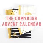 The OhMyDosh advent calendar