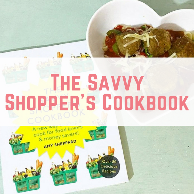The Savvy Shoppers Cookbook