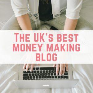 The UK's best money making blog