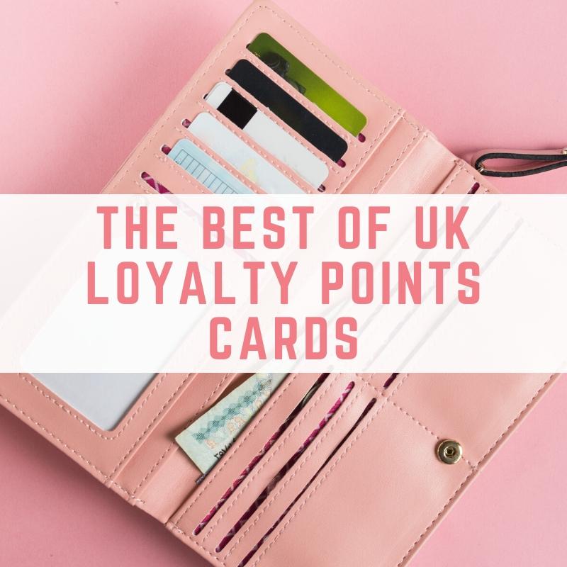loyalty cards uk