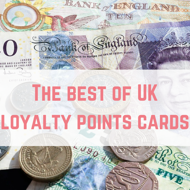 loyalty cards UK