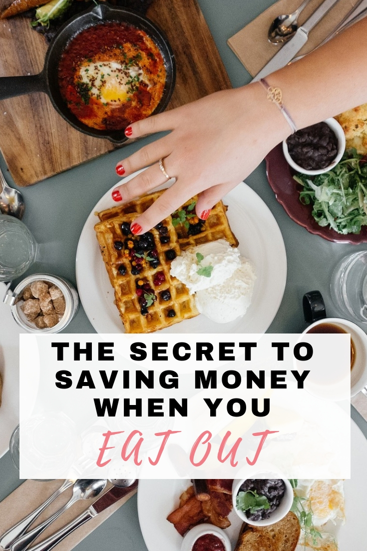 save money eating out