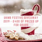UKMB Festive Giveaway 2019 – £400 of prizes up for grabs
