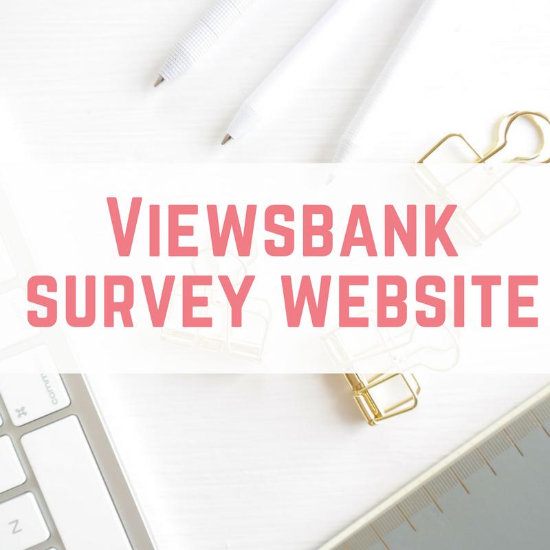 Viewsbank survey website