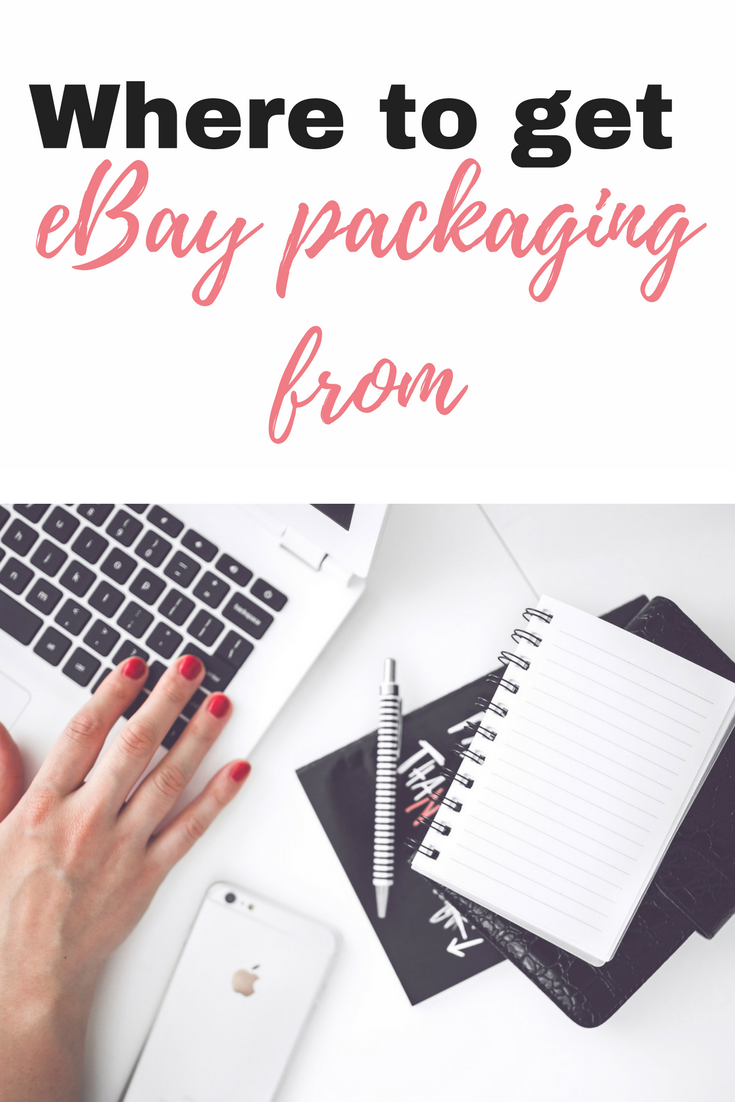 Where to get eBay packaging from
