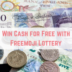 Win Cash for Free with Freemoji Lottery
