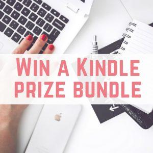 Win a Kindle prize bundle
