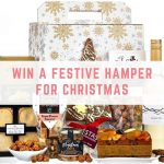 Win a festive hamper for Christmas
