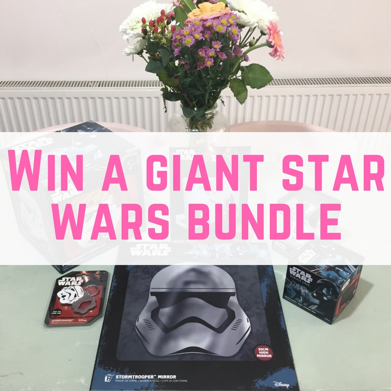 Win a giant Star Wars bundle