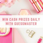 Win cash prizes daily with Guessmaster