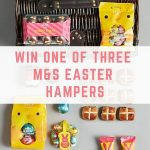 Easter Giveaway – win one of 3 M&S hampers