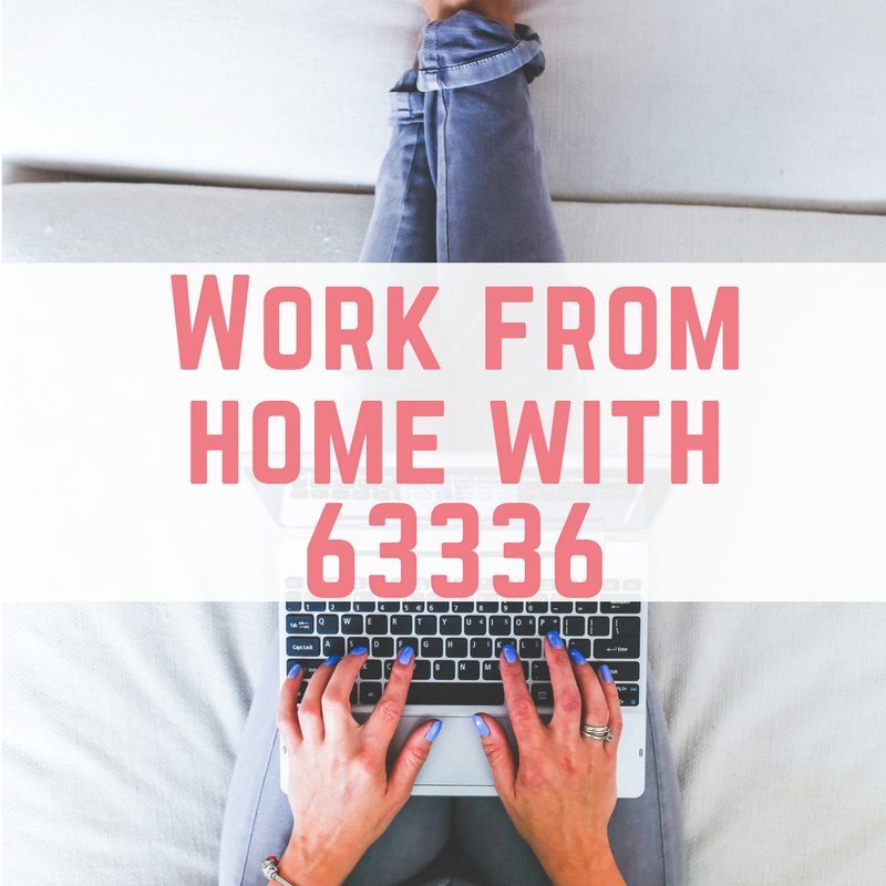Work from home with 63336
