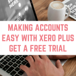 Making accounts easy with Xero