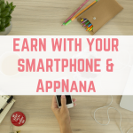 AppNana – earn with your smartphone