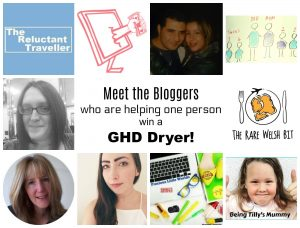 GHD Air Hairdryer Giveaway
