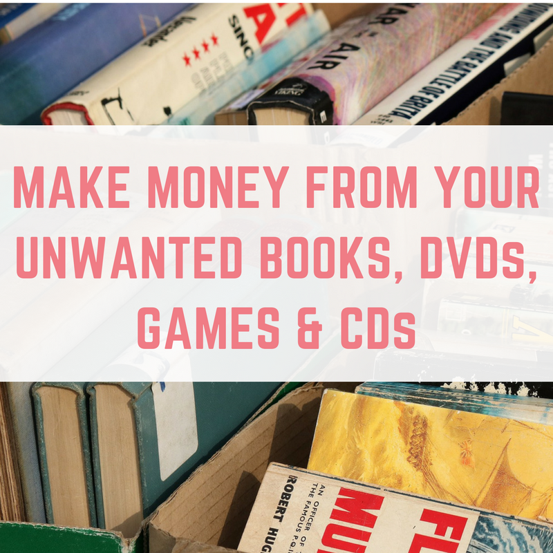 make-money-from-your-unwanted-books