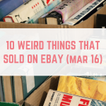 10 Weird Things That Sold on eBay in March 2016