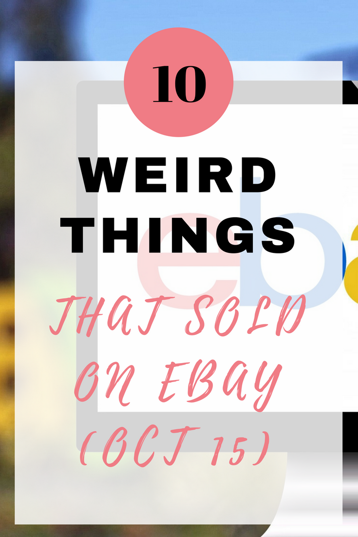 how to sell your items on ebay