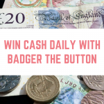 Win cash daily with Badger The Button