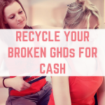 Recycle your broken GHDs for cash