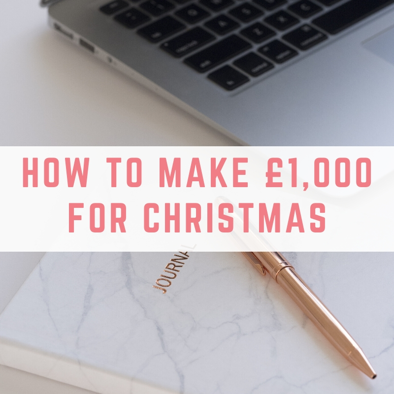 How to make £1,000
