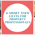 6 Short Term Loans For Property Professionals