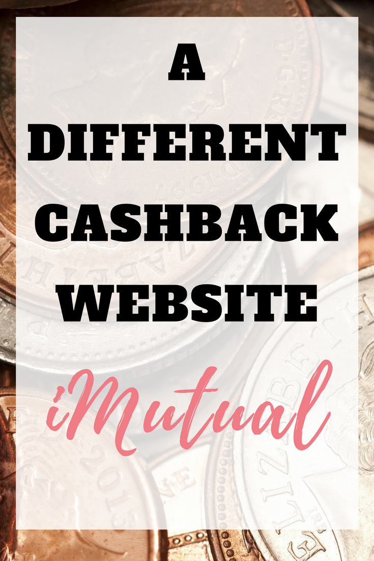 Imutual is a different cash back website. Alongside cash back you earn, you also get shares in iMutual. This is a great website for you to use to start your working from home journey and make some money by Emma at EmmaDrew.info. #MakingMoney #MoneyMaking #WorkingFromHome #EarningFromHome