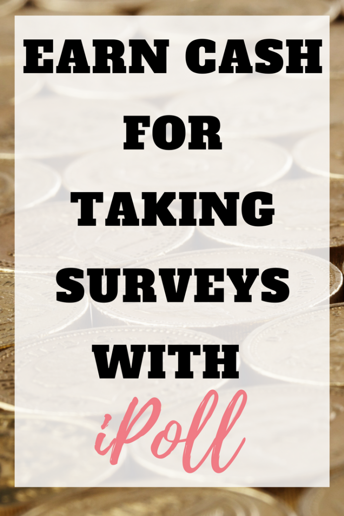 ipoll-earn-money-taking-surveys