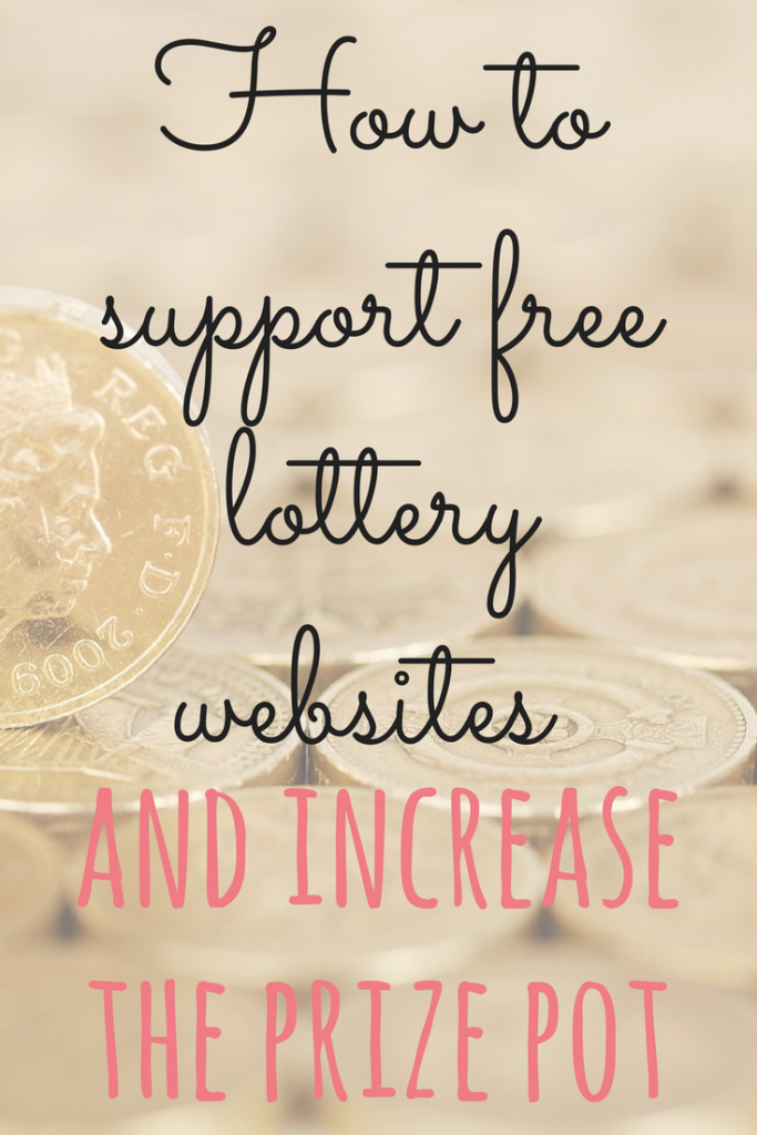 free lottery websites