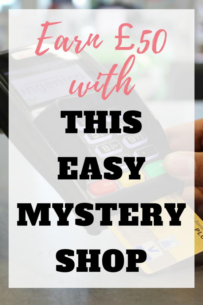 easy mystery shop