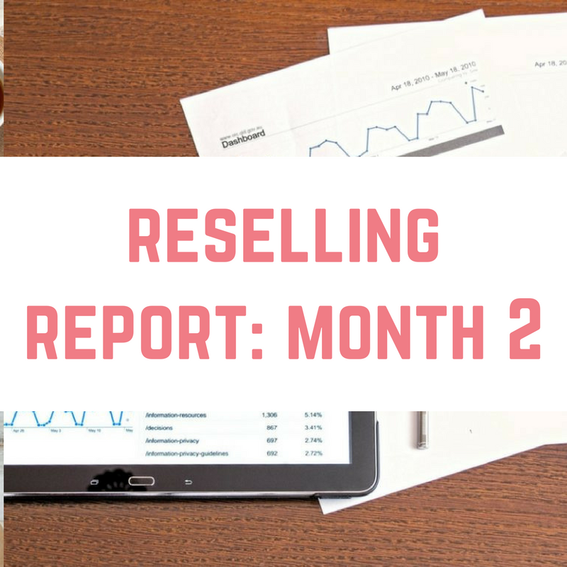 Reselling report