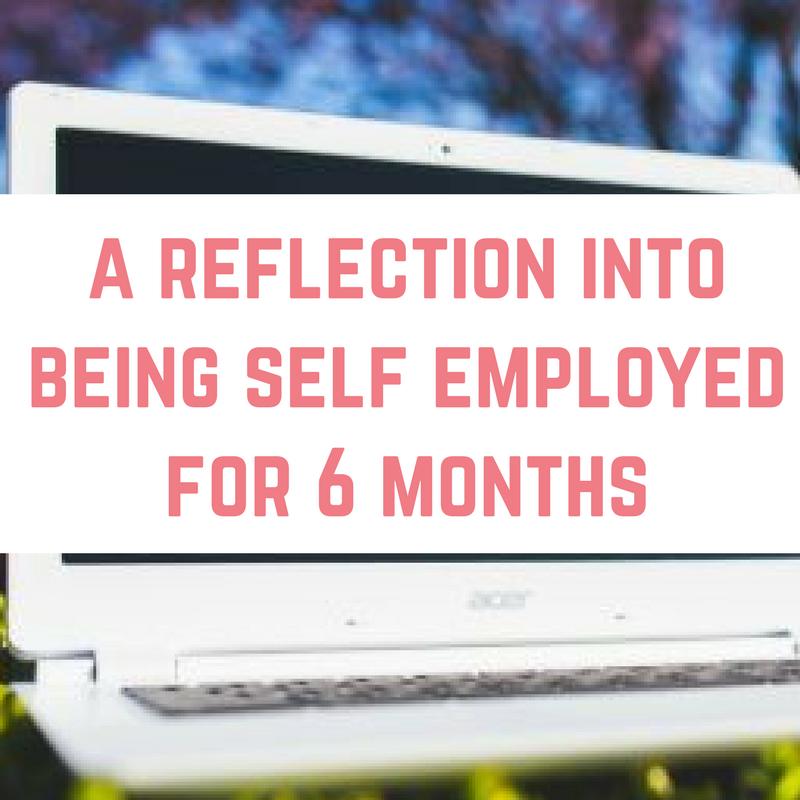 being self employed