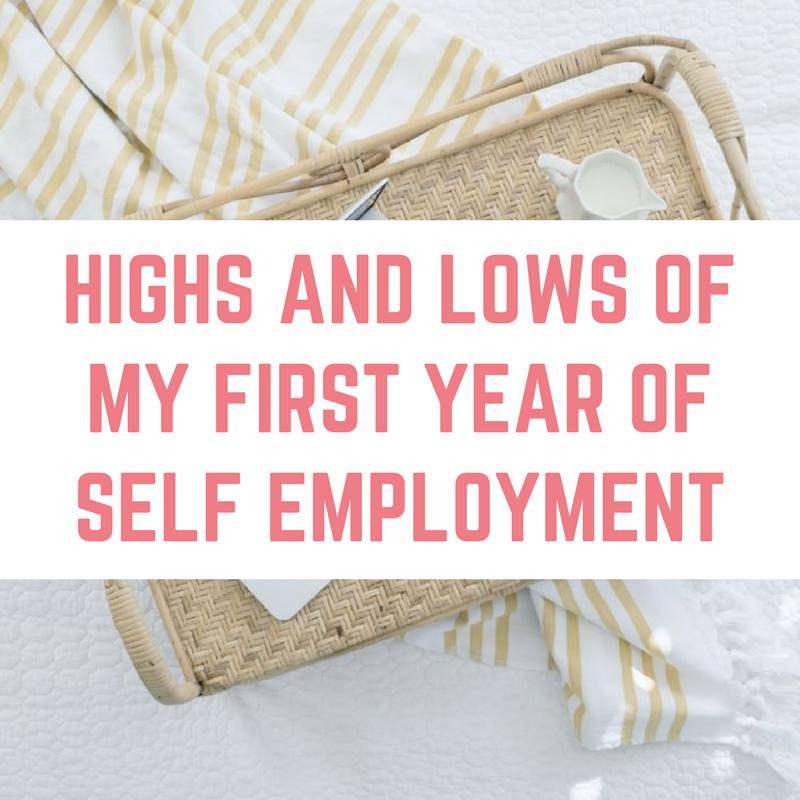 being self-employed